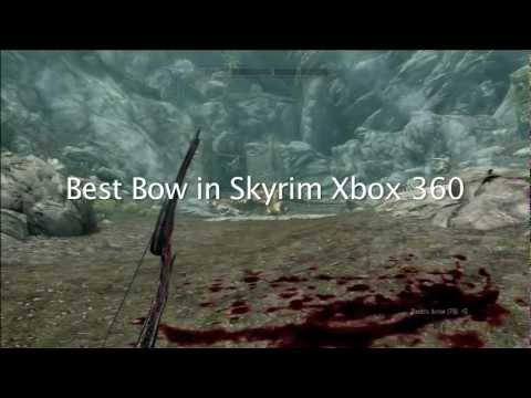 810 Damage Bow in Skyrim - Highest Damage Bow on Xbox 360