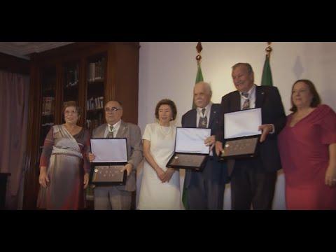 CASA DE PORTUGAL HOMENAGEIA ANTERO PEREIRA