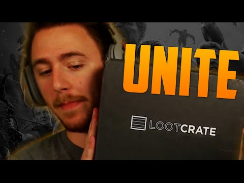 HULK FISTING (Lootcrate Unboxing -  May: Unite)
