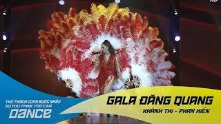 Vũ Nữ Thân Gầy - Trái tim lầm lỡ   Khánh Thi - Phan Hiển   TTCBN 2016 Gala đăng quang (21/01/2017)