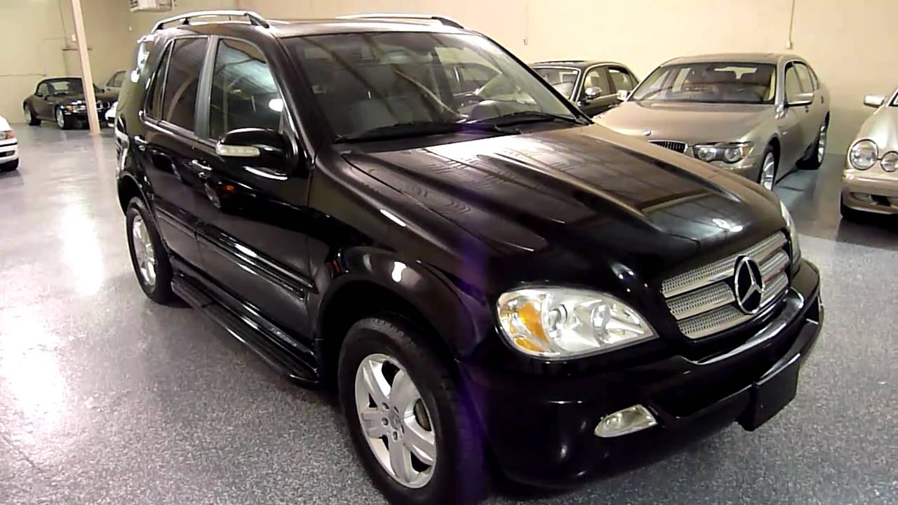 2005 mercedes benz ml500 4matic 4dr 2009 sold youtube for Mercedes benz ml500