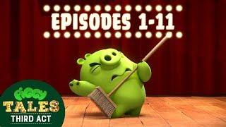 Angry Birds - Piggy Tales - Sezóna 3 - 1-11
