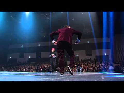 Vovan vs Khan The World Street Dance Locking Battle