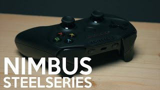 SteelSeries Nimbus, gamepad para dispositivos iOS