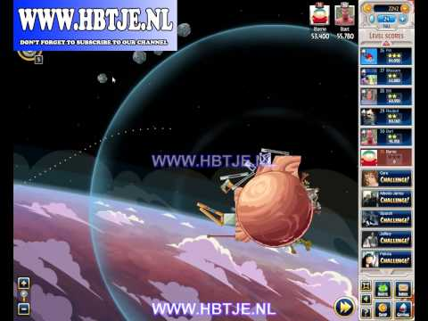 Angry Birds Star Wars Tournament Level 3 Week 50 (tournament 3) facebook