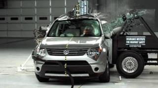 2008 Suzuki XL7 side test videos