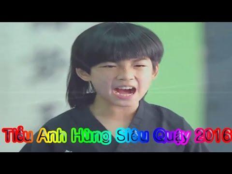 Kung Fu Boys - Tiểu Anh Hùng Siêu Quậy 2016