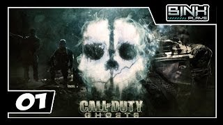 Call Of Duty: Ghosts Campanha #1 INICIO Detonado