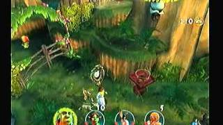 Let's Play Shrek 2 (PS2) Part 02 Fiona, Doll, It's Your