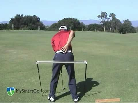 Golf instruction - Hip turn