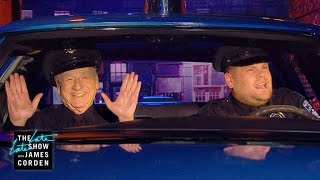 Mel Brooks Police Stakeout