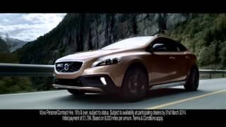 New Volvo V40 Cross Country TV Advert