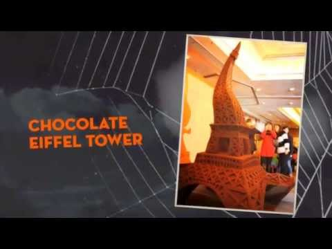 Must Visit World Chocolate Wonderland Shanghai,China