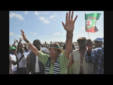 Faces Of Africa - Ellen SirLeaf: Mother Liberia