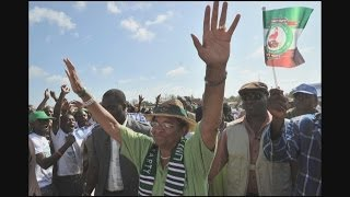 Faces Of Africa - Ellen SirLeaf: Mother of Liberia