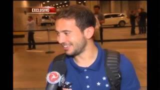 Everton Ribeiro valoriza fato de Cruzeiro n�o ter tomado gol em casa