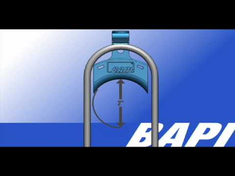 BAPI's Flexible Probe Mount for HVAC Installations