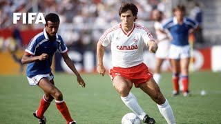 Despite a shaky run-up and finals appearance at the 1986 FIFA <b>World Cup</b>, the Canadian qualification for Mexico remains a high...</div><div class=