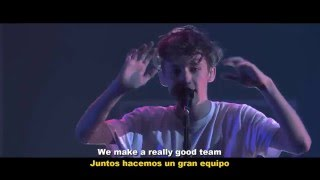 Troye Sivan - For Him. (Lyrics - Sub Español)
