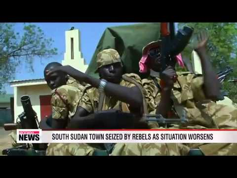 South Sudan city seized by the rebels forcing foreigners to evacuate the region