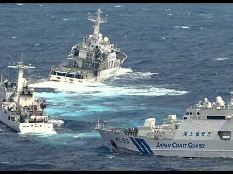 Chinese Ships Enter Disputed Waters Japan Coastguard | BREAKING NEWS - 02 MAY 2014