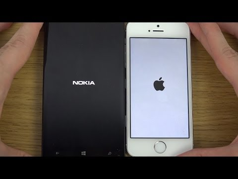 Nokia Lumia 930 vs. iPhone 5S - Which Is Faster?