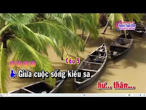 Karaoke Tân cổ GÁI NHÀ NGHÈO thiếu kép