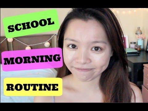 Buổi Sáng Của Con Gái Như Thế Nào - School Morning Routine | TrinhPham