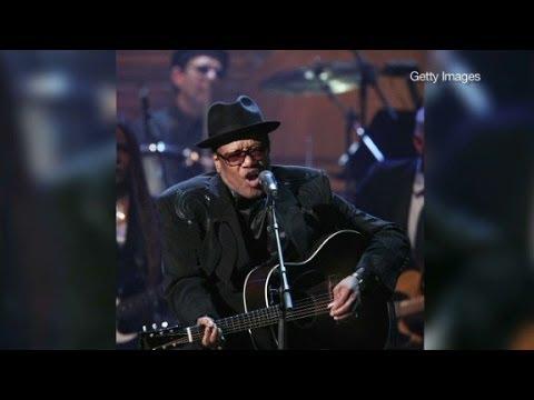 Legendary soul singer Bobby Womack dies