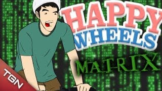 Happy Wheels: MATRIX
