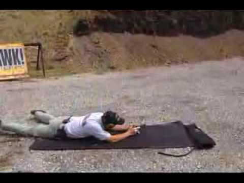 Blackhawk Tips with Todd Jarrett Shooting Prone -6uFQtbl_ZnY