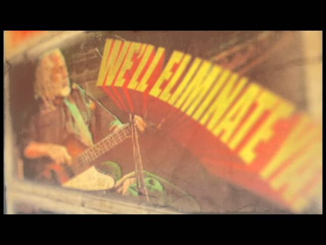 Big Sugar - Eliminate Ya! (Official Lyric Video)