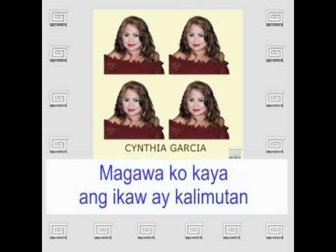 Bawal Na Pagmamahal By Cynthia Garcia (With Lyrics)