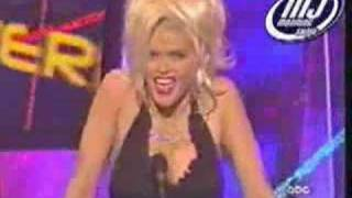 32nd AMA: Anna Nicole Smith