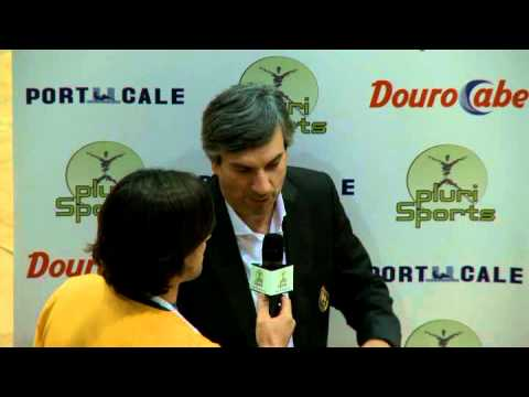 HA Cambra - FC Porto (Seniores) Flash Interview