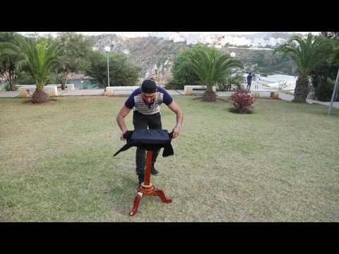 الحلقة الثانية من الألعاب السحرية مع رضا عباسي