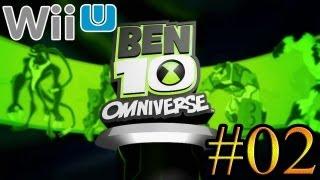 Let's Play : Ben 10 Omniverse Parte 2