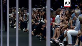 Philipp Plein shows Billionaire line in Milan with older male models