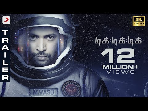 Tik Tik Tik - Official Tamil Trailer