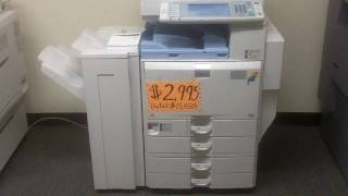 Ricoh Aficio MPC 3500 Brochure PDF BANK REPO 80% OFF On