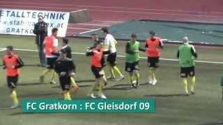 FC Gratkorn - FC Gleisdorf 09