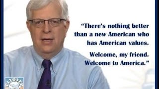 "Dennis Prager: ""Welcome To America My Friend"" - Right Sounds"