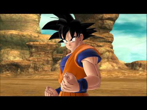 Dragonball Z Raging Blast 2 - Goku VS Cell |Kdhif91