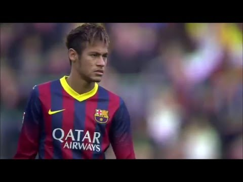 Neymar 2013/14 - Hey Brother - Skills and Goals - HD