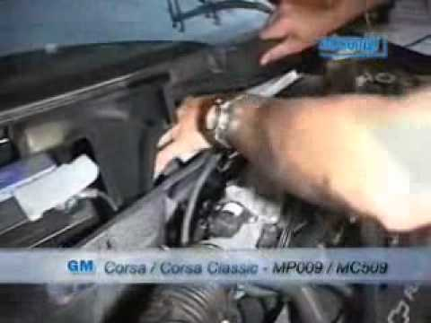 Ar condicionado do corsa classic