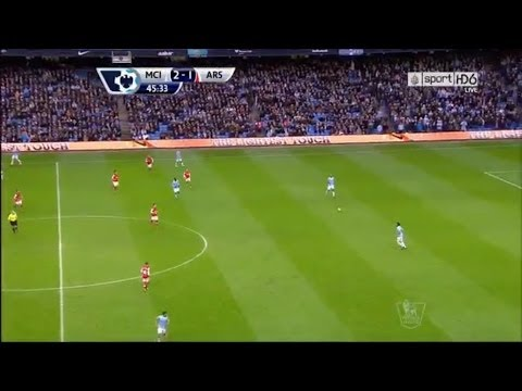 Manchester city vs Arsenal 6-3 All Goals and Highlights[fifa14] HD 14.12.2013