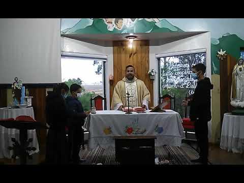 Santa Missa | 01.10.2021 | Sexta-feira | Padre Fernando Silva | ANSPAZ