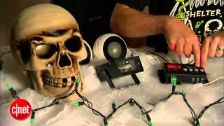 CNET How To Animate Scary Props For Halloween