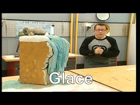 Comment se forme une cascade de glace ? - C'est pas sorcier
