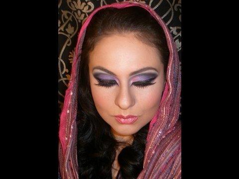 PETICIÓN: Maquillaje Árabe para Escenario